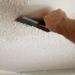 Textured Ceiling Removal | Hamilton Paint and Plaster